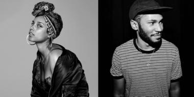single Sweet F'in Love de Alicia Keys et Kaytranada