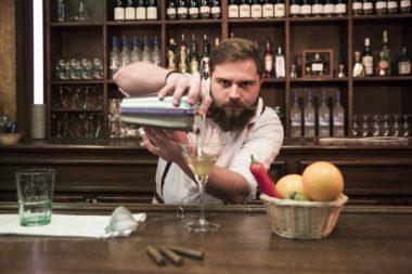 Le Diskret - Cocktail