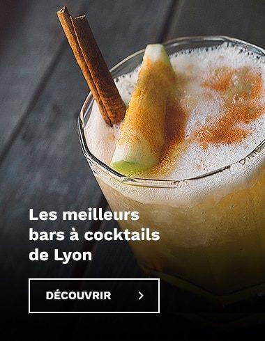Meilleurs bars à cocktails Lyon
