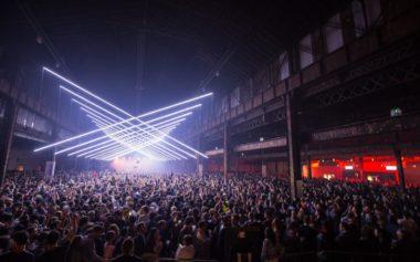 Les Nuits Sonores résonnent jusqu'à Bruxelles en septembre