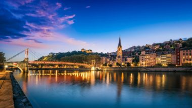 Où sortir à Lyon en 2016 - Heure Bleue