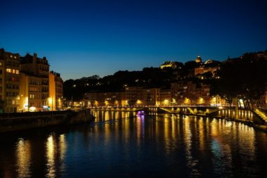 Ce week-end à Lyon