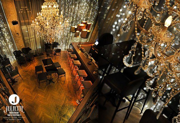 Rendez-vous au Café Juliette pour déguster un cocktail