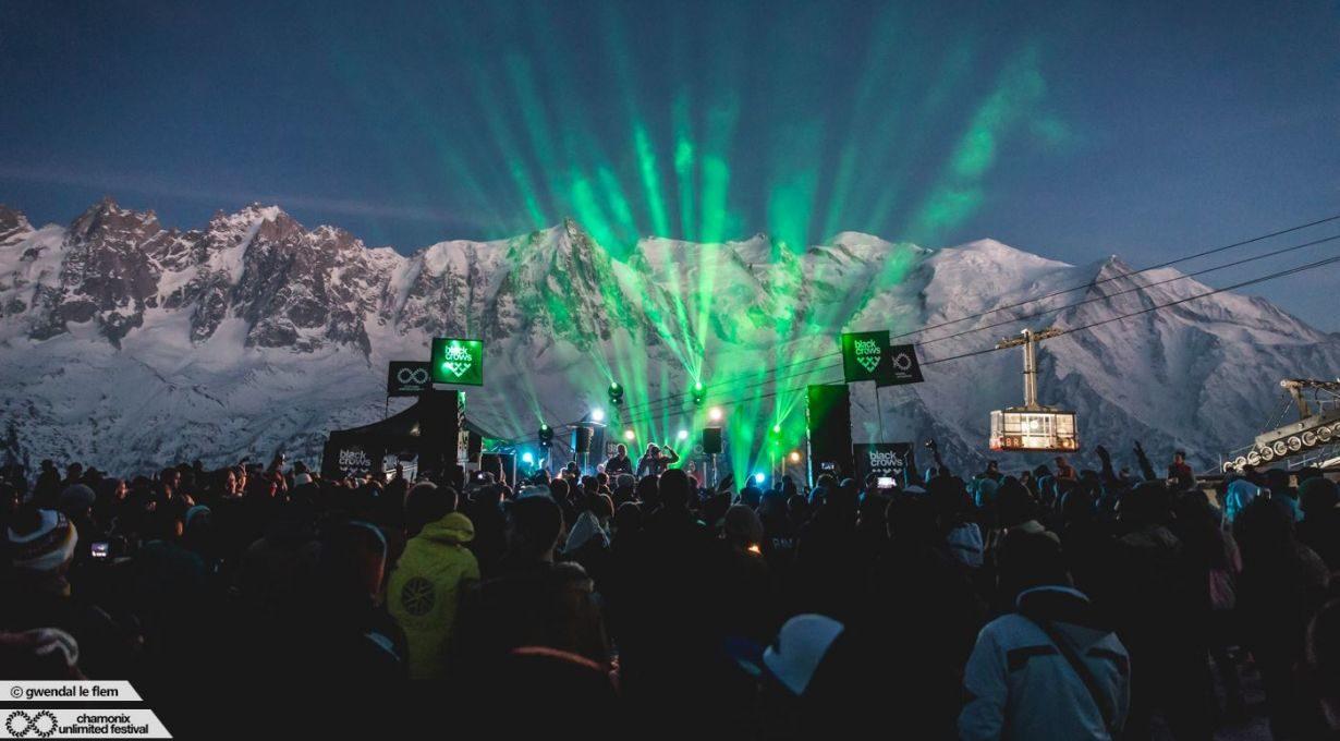 chamonix unlimited festival