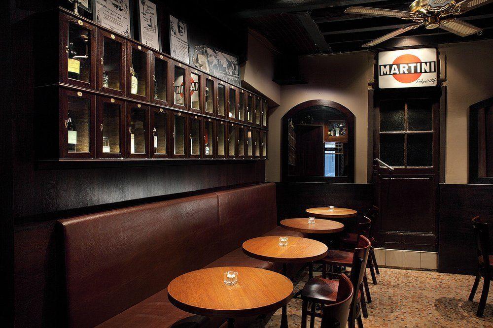 Bar à cocktail Antiquaire à Lyon