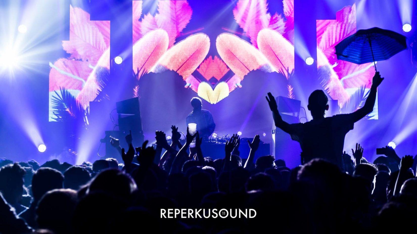 Festival Reperkusound au Double Mixte