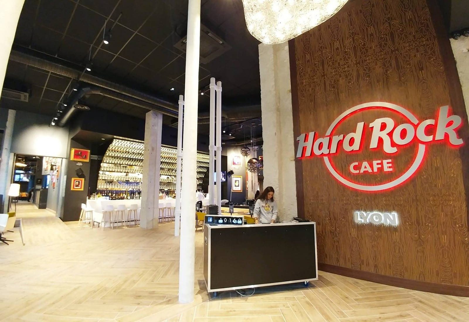 Sortir au Hard Rock Café à Lyon