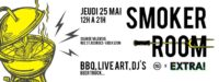Extra! Nuits sonores : Smoker Room