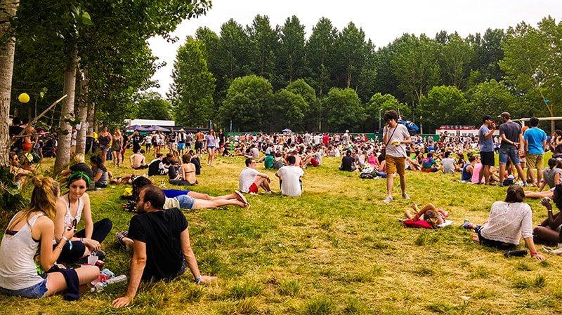 Garorock 2016 festival open air boom bus