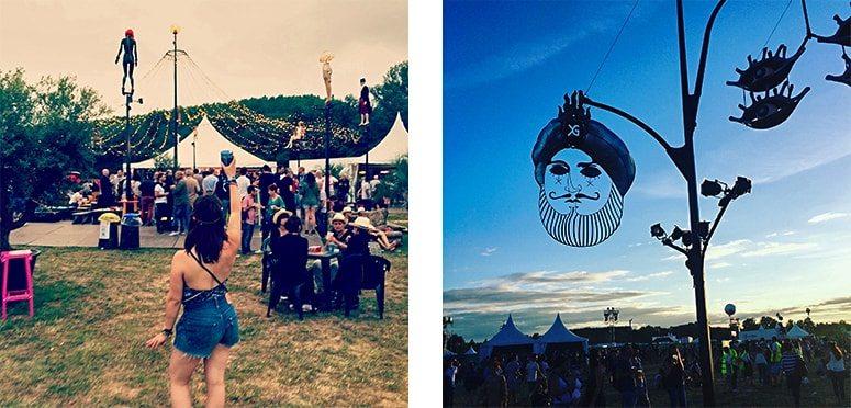 Garorock festival 2016 open air