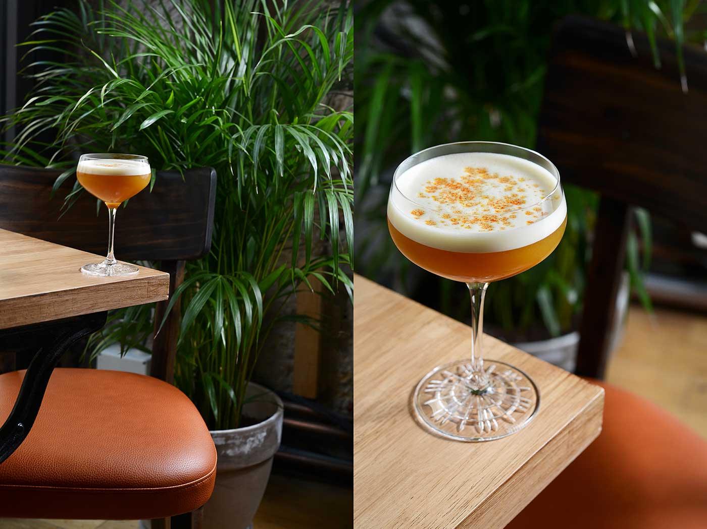 sauvage bar à cocktails lyon