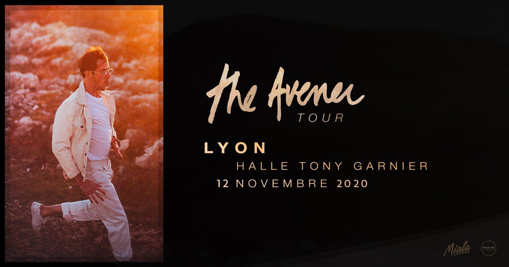 The Avener Tour – Halle Tony Garnier