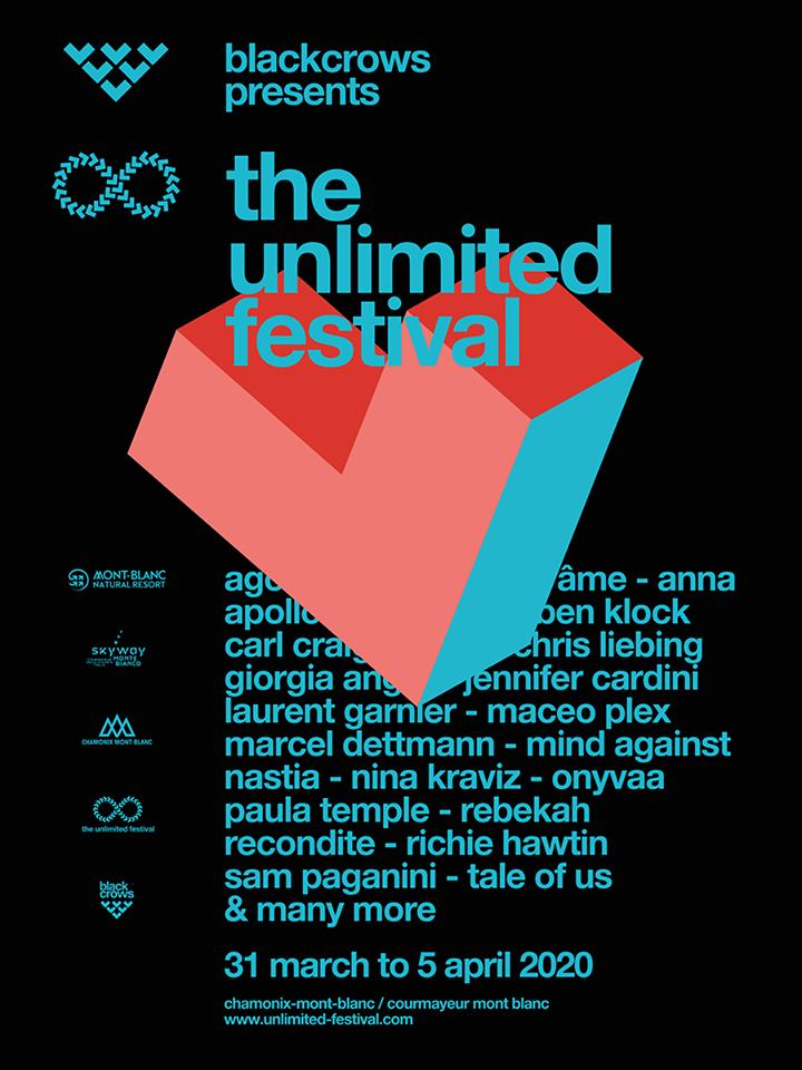 The Unlimited Festival 2020 premiers noms programmation