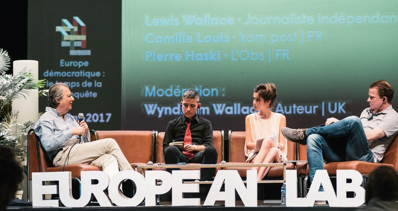 European Lab Forum © Marion Bornaz