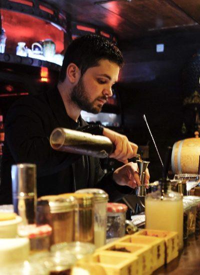 Cet instant là avec Julien Vincens du bar à cocktails le Mumbaï Café