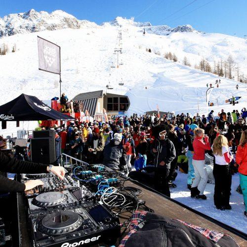 Chamonix unlimited festival 2017 en avril