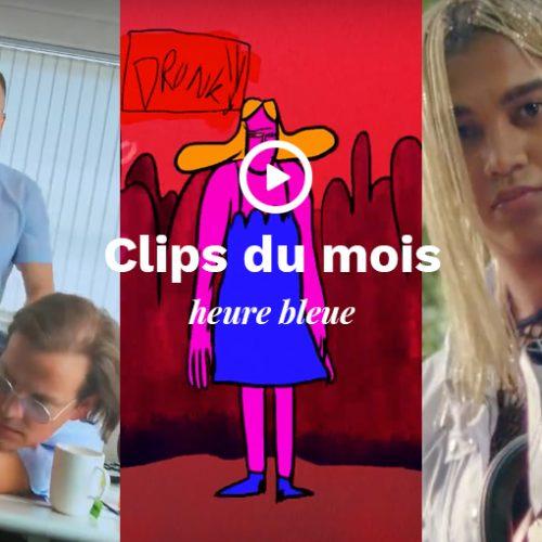 Sélection clips septembre