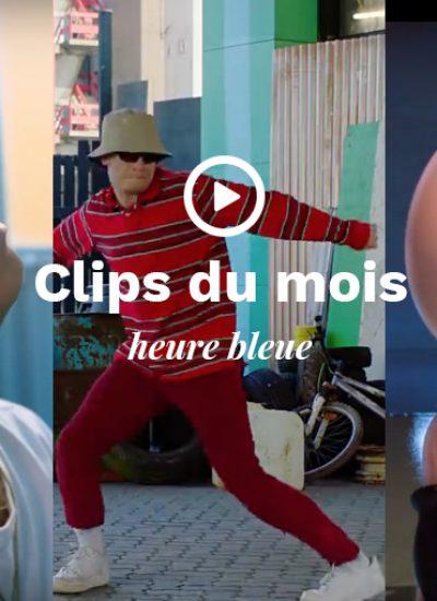 Sélection clips juin 2018
