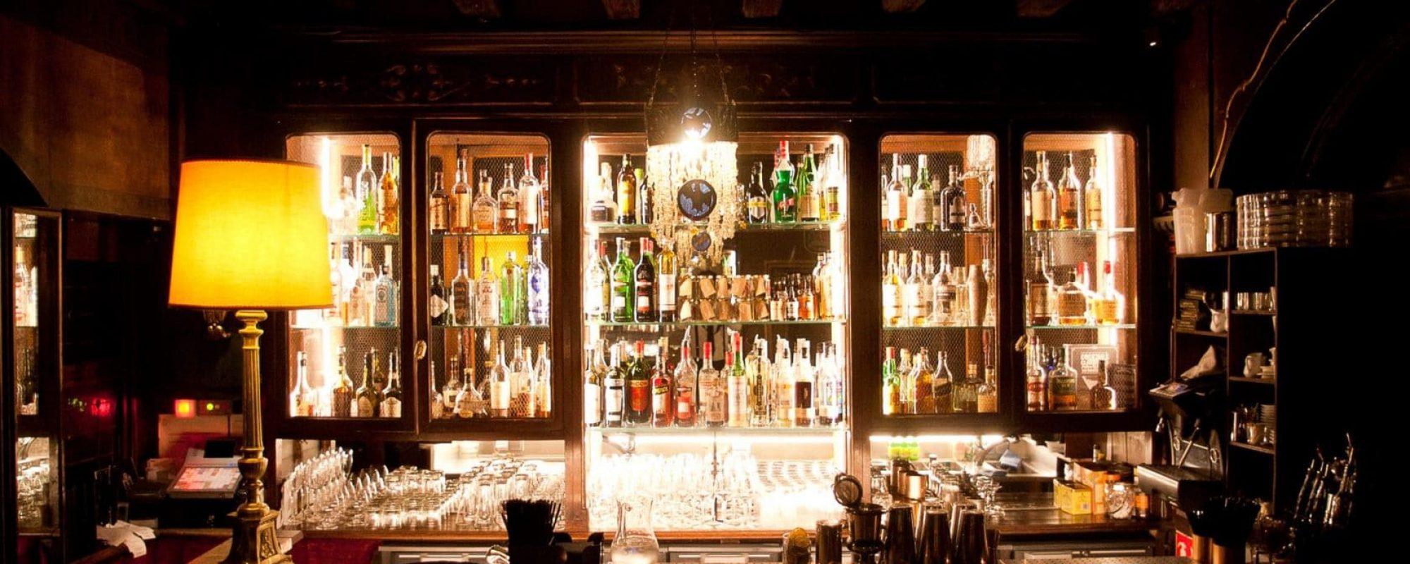 Bar à cocktail Le Florian à Lyon