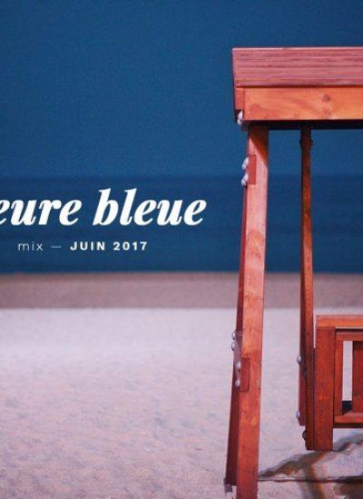 photo playlist heure bleue juin