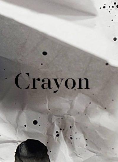 cover single crayon flee