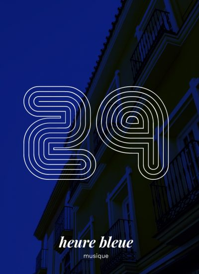 cover heure bleue playlist decouverte