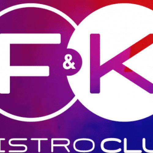 F&K, bistrot, club, brotteaux ,lyon