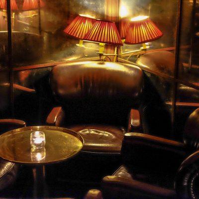 Bar à cocktails Le Passage, à Lyon.