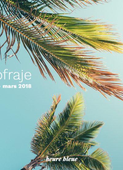 mixtape heure bleue mars 2018
