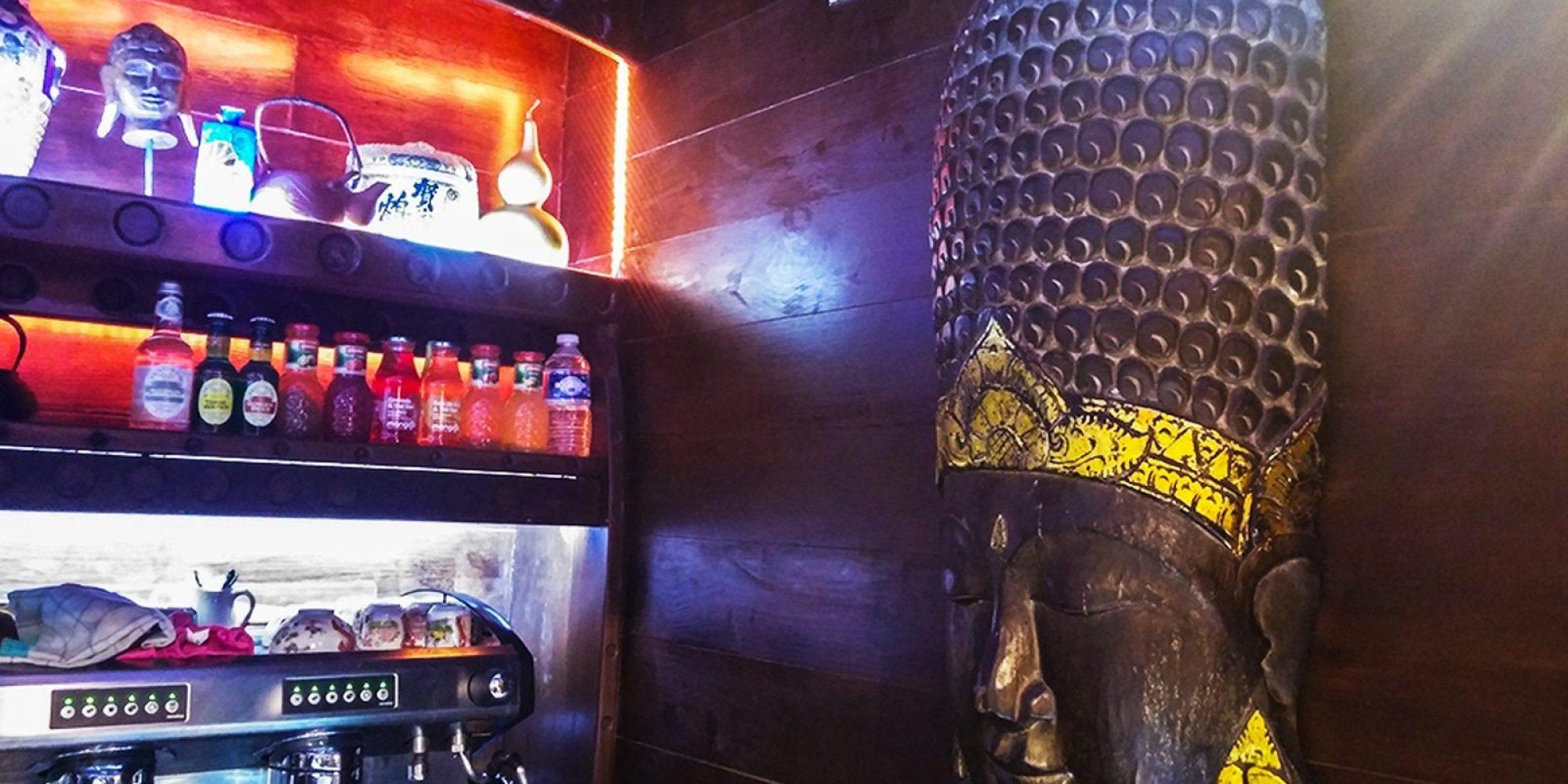 Mumbai café, bar à cocktail e restaurant à Lyon