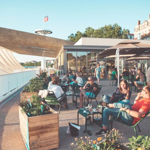 Pistache restaurant bar lyon A La Piscine