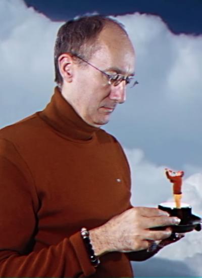 Vladimir Cauchemar le nouveau spécimen de la crew Ed Banger clip aulas