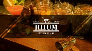 work class monkey club lyon rhum coktail